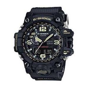 カシオ腕時計G-SHOCK マスター オブ G マッドマスター GWG-1000-1AJF JAN末番8451|araicamera