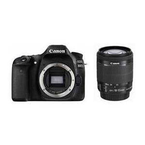 Canon EOS 80D EF-S18-55 IS STM レンズキット JAN末番060942|araicamera