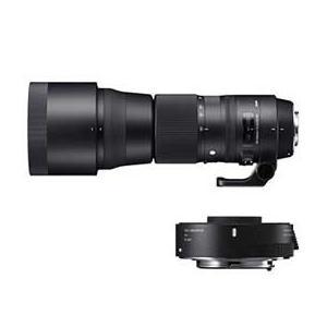 シグマ 150-600mm F5-6.3 DG OS HSM Contemporary テレコンバーターキット (シグマ用) JAN末番932435|araicamera