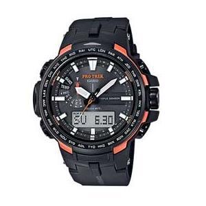 カシオ腕時計プロトレック トリプルセンサー タフソーラー PRW-6100Y-1JF JAN末番115462|araicamera