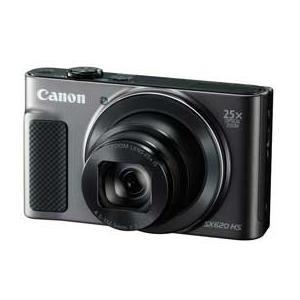Canon PowerShot SX620 HS (ブラック) JAN末番7324|araicamera