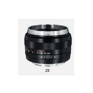 コシナ Carl Zeiss Planar T* 1.4/50 ZE /レンズ JAN末番822931 araicamera