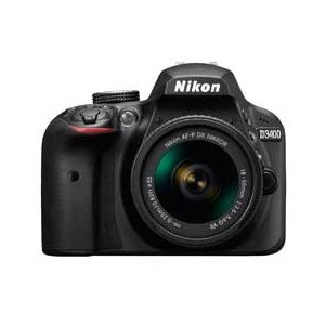 Nikon D3400 18-55 VR レンズキット (ブ...