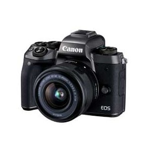 Canon EOS M5 EF-M15-45 IS STM ...