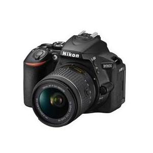 ニコン D5600 ◆有効画素数2416万画素の高画質。そして薄暗いところでもブレなく美しく撮影でき...