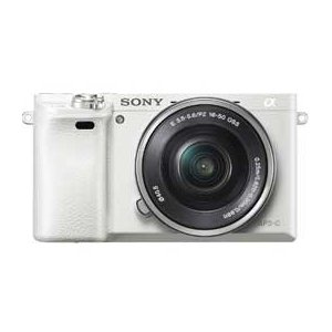 Sonyα6000 ILCE-6000L パワーズームレンズキット (ホワイト) JAN末番0186|araicamera