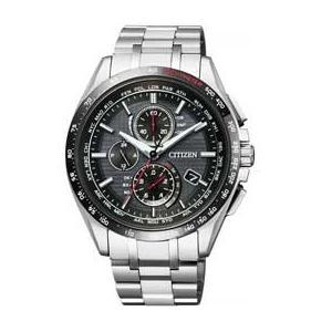 シチズン腕時計 アテッサ エコ・ドライブ電波時計 ダイレクトフライト AT8144-51E JAN末番468740|araicamera