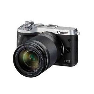 Canon EOS M6 EF-M18-150 IS STM レンズキット (シルバー) JAN末番084856|araicamera