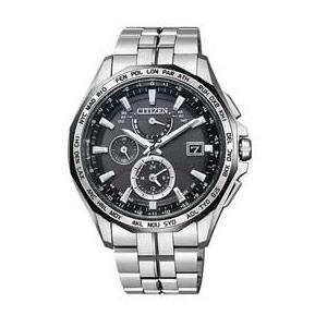 シチズン腕時計 アテッサ エコ・ドライブ電波時計 ダブルダイレクトフライト AT9096-57E JAN末番469556|araicamera