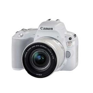 Canon EOS Kiss X9 EF-S18-55 IS STM レンズキット (ホワイト) JAN末番091427|araicamera