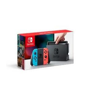 Nintendo Switch (ネオンブルー/ネオンレッド) JAN末番535716|araicamera