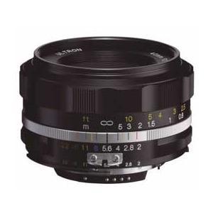 コシナフォクトレンダー ULTRON 40mm F2 Aspherical  SL II S ブラックリム JAN末番231658 araicamera