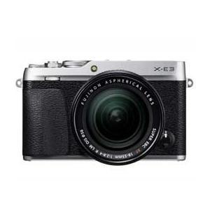 FUJIFILM X-E3 レンズキット (シルバー) JAN末番3573879月28日発売予定|araicamera
