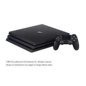 SONYプレイステーション4 Pro HDD 1TB ジェット・ブラック CUH-7100BB01 JAN末番414487|araicamera