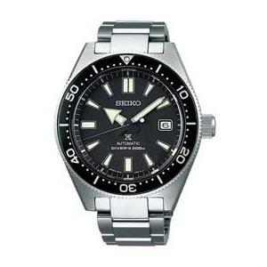 セイコー腕時計プロスペックス ダイバースキューバ ヒストリカルコレクション 国産ファーストダイバーズ 現代デザイン SBDC051 JAN末番444233|araicamera