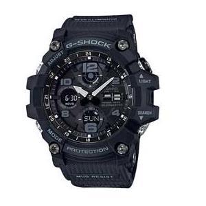 カシオ腕時計 G-SHOCK マスター オブ G マッドマスター GWG-100-1AJF JAN末番176593|araicamera