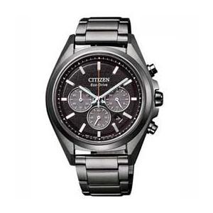 シチズン腕時計アテッサ エコ・ドライブ ブラックチタンシリーズ CA4394-54E JAN末番6363|araicamera