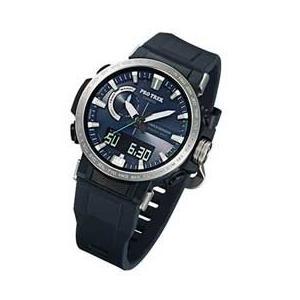 カシオ腕時計 プロトレック トリプルセンサー タフソーラー PRW-60-2AJF JAN末番191923|araicamera