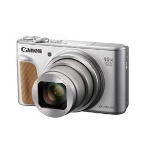 Canon PowerShot SX740 HS (シルバー) JAN末番119060|araicamera