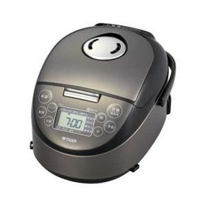 タイガー炊飯器 炊きたて IH炊飯ジャー JPF-A550(サテンブラック) JAN末番424018 araicamera