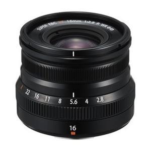 富士フイルム フジノンレンズ XF16mmF2.8 R WR (ブラック) JAN末番397307