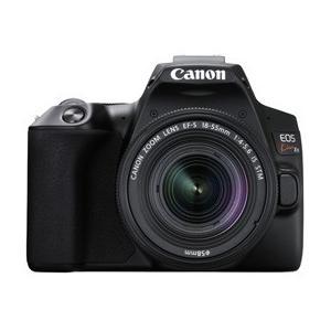 CANON EOS Kiss X10 EF-S18-55 IS STM レンズキット (ブラック) JAN末番132687|araicamera