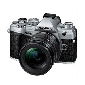 OM-D E-M5 Mark III 12-45mm F4.0 PROキット シルバー JAN末番052812|araicamera