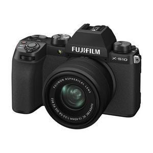 富士フイルム FUJIFILM X-S10 XC15-45mmレンズキット JAN末番440362|araicamera
