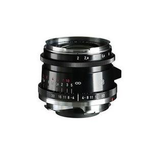 コシナ フォクトレンダー ULTRON vintage line 28mm F2 Aspherical Type II VM (ブラックペイント) JAN末番132535 2021年5月発売|araicamera