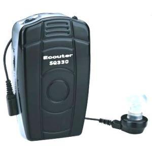 Tコイル付き集音器 磁気ループ ヒアリングループに有効 65dB SQ330|araigumado