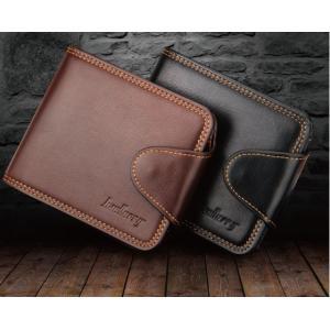 財布 二つ折り メンズ サイフさいふ レザー 短財布 折財布 プレゼント 送料無料|arakawa5656