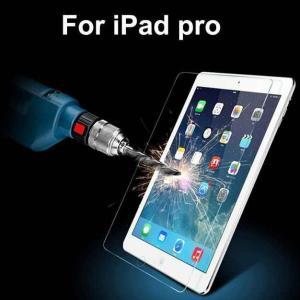 ガラスフィルム iPad Pro 保護フィルム 液晶 強化 ガラスフィルム 高光沢防指紋 レビューを書いて送料無料 気泡セロ|arakawa5656