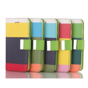 iPhone6s iPhone6s Plus iPhone6 iPhone6Plus レインボー柄手帳型ケース カード収納 スタンドケース レビューを書いて送料無料|arakawa5656