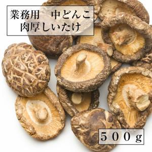 【送料無料】国産どんこ干ししいたけ (乾しいたけ) 直径6cm前後 500g 極上椎茸