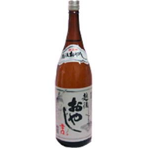 妙高山 みょうこうさん辛口越後おやじ 新潟の地酒 うまい日本酒!(無糖加1800ml)