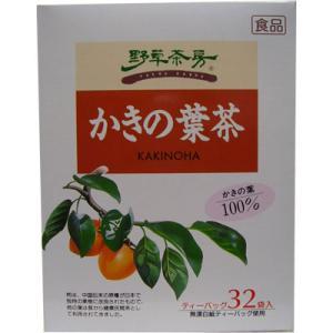 柿の葉茶(ティーバッグ32袋入り)|arakin