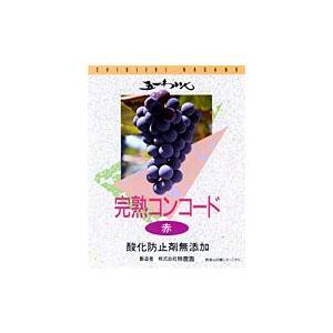 五一ワイン 完熟コンコ−ド 赤720ml 無添加|aramaki