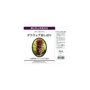 蒼龍ワイン デラウェア 2021年産 720ml 新酒無添加|aramaki