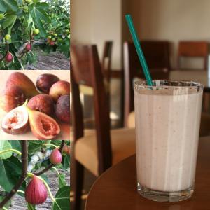 【冷凍便】和歌山産「いちじくスムージー」農家さんから直接分けてもらうくだもの(イチジク+ レモン+みかんの花の蜂蜜) arancia-mm