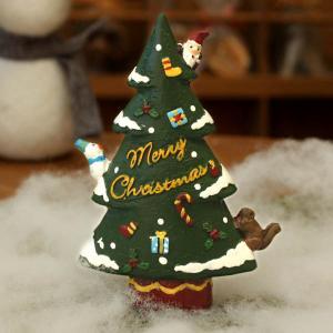 【クリスマスオーナメント】チアフルメリーツリー(NOEL)ミニチュアクリスマスツリー|arancia-mm
