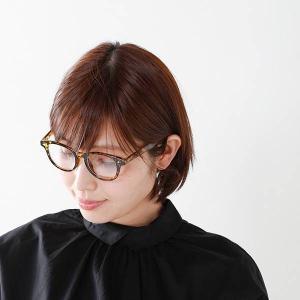 atelier brugge アトリエブルージュ クリアレンズボストン眼鏡 サングラス 27ss-526 レディース aranciato