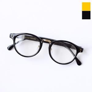 atelier brugge アトリエブルージュ クリアレンズボストン眼鏡 サングラス 28ss-130 レディース aranciato