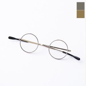 atelier brugge アトリエブルージュ クリアレンズラウンド眼鏡 サングラス 28ss-on1 レディース aranciato