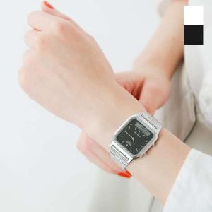 CASIO カシオ アナデジ デュアルタイム 腕時計