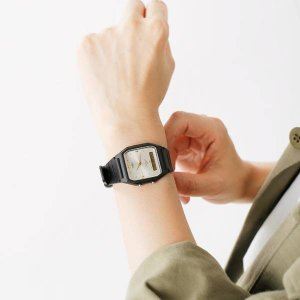 CASIO カシオ アナデジユニセックス腕時計