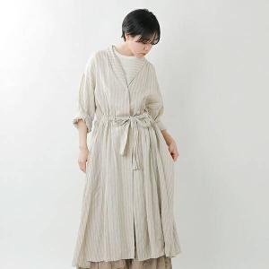 【50%OFF】Gauze# ガーゼ リネンドローストリングライトシャツコート g579 2021ss新作|aranciato