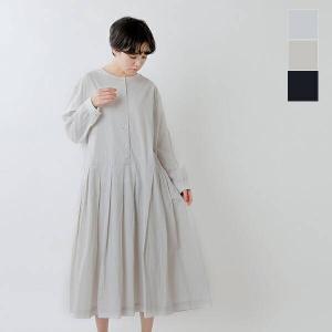 【クーポン対象】【50%OFF】Gauze# ガーゼ 2wayコットンプリーツワンピースドレス g594 2021ss新作|aranciato
