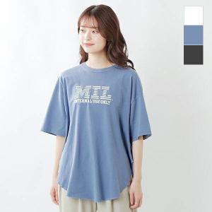 【クーポン対象】【20%OFF】kha:ki カーキ コットンガーメントデイTシャツ USE ONLY mil-21scs265 2021ss新作|aranciato