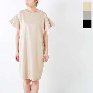 【70%OFF】08sircus サーカス グロスサテンフレアスリーブドレス s17sl-dr05 レディース|aranciato