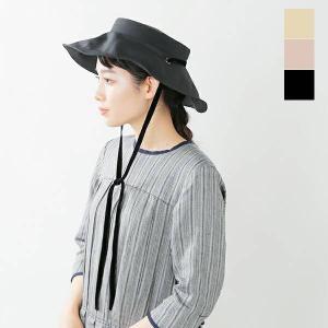 chisaki チサキ コットンリボンハット Shiina shiina 2021ss新作|aranciato